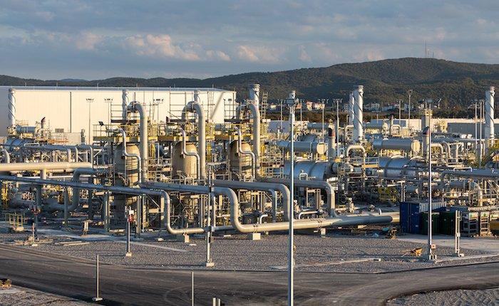 22-29 Haziran'da Kıyıköy'den doğal gaz teslimatı yapılmayacak