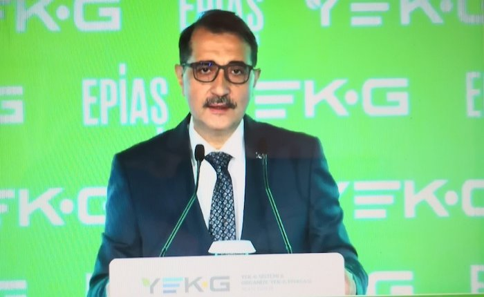 Dönmez: YEK-G şirketler için yeni bir ihracat kapısı olacak