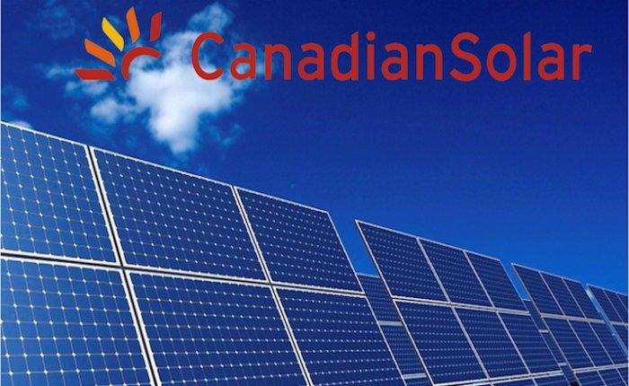 Canadian Solar Kolombiya'da depolama tesisi kuracak