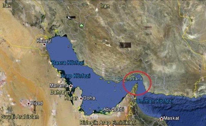 İran Hürmüz Boğazı'nı paypas eden petrol limanını açtı