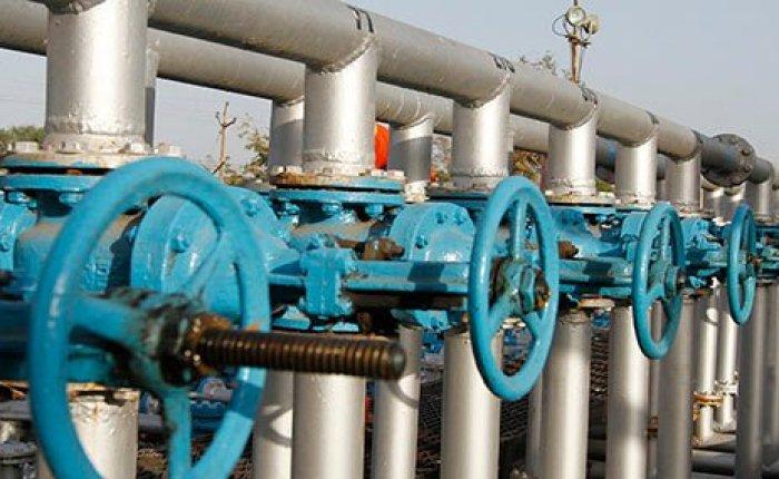 Çin'de doğal gaz terminali kuruluyor