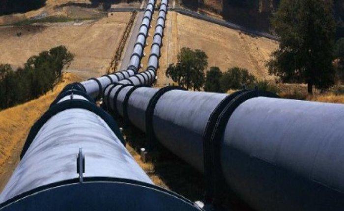 Türkiye'den boru hatlarıyla geçen petrol yüzde 6 azaldı
