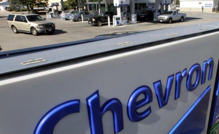 Chevron ilk yarıda 4,5 milyar dolar kar açıkladı