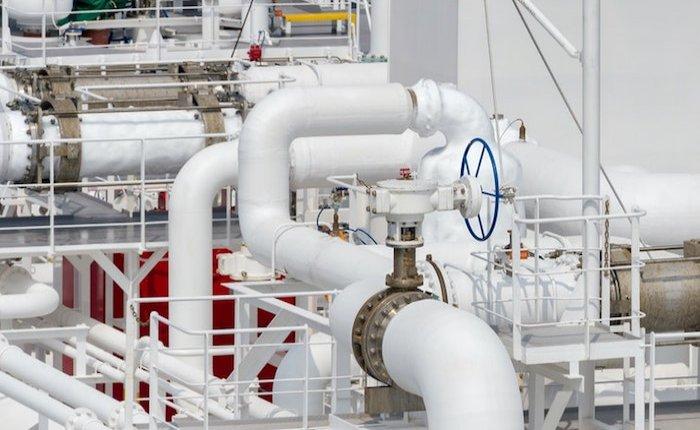 Doğal gaz ilk kez Almanya'nın ana enerji kaynağı oldu