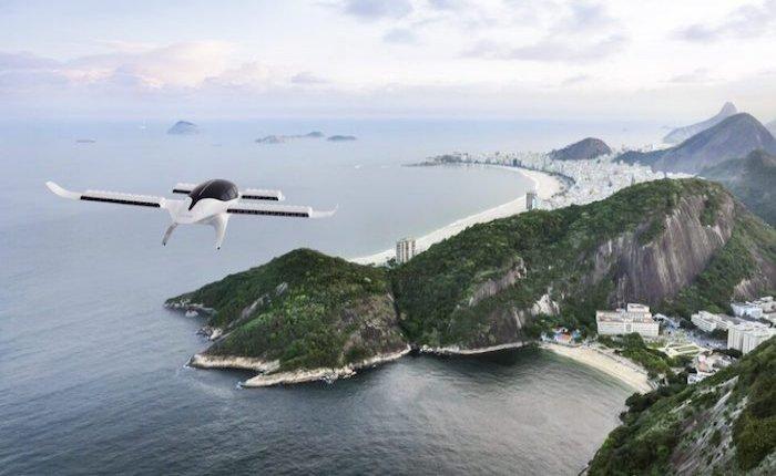 Alman Lilium elektrikli jet ağını Brezilya'ya taşıyacak