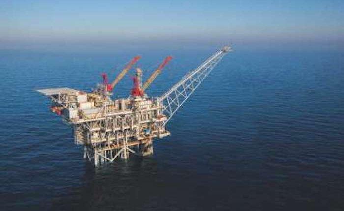 İsrail gazını Mısırlı şirketlerin sıvılaştırması değerlendiriliyor