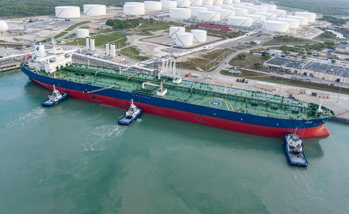 Enbridge ABD'nin en büyük petrol terminalini satın aldı