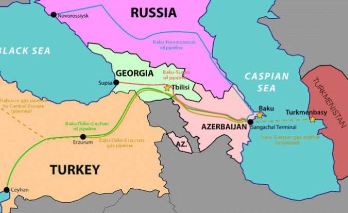 Türkmen petrolü BTC üzerinden taşınacak