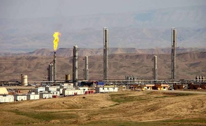 Irak Kürt Bölgesi'nde ABD'den doğal gaz finansmanı