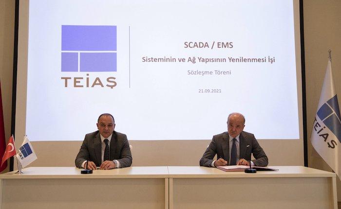Siemens SCADA/EMS Sistemini yenileyecek