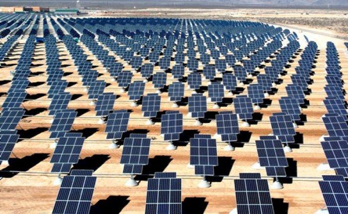 ABD Asya'dan güneş paneli ithalatına tarifeyi değerlendiriyor