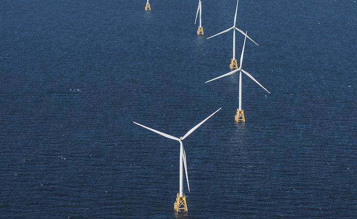 Orsted İskoçya denizlerinde kurulacak RES'lere talip