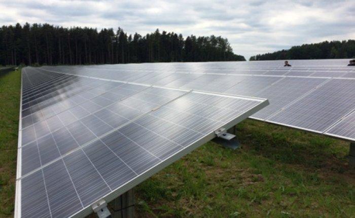 Aslar Beton elektriğini güneşten karşılayacak