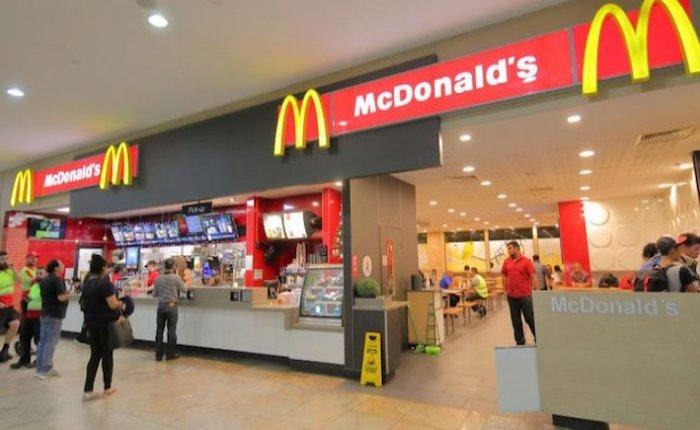 McDonald's net sıfır emisyon hedefi açıkladı