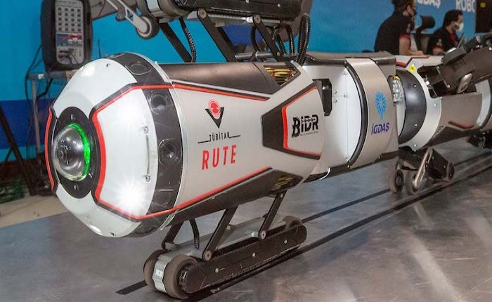 Boru hattı robotunun maliyeti, tek sefer kiralamanın beşte biri