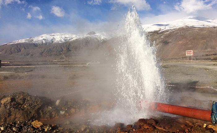 Rize'de bir adet jeotermal işletme ruhsatı verilecek