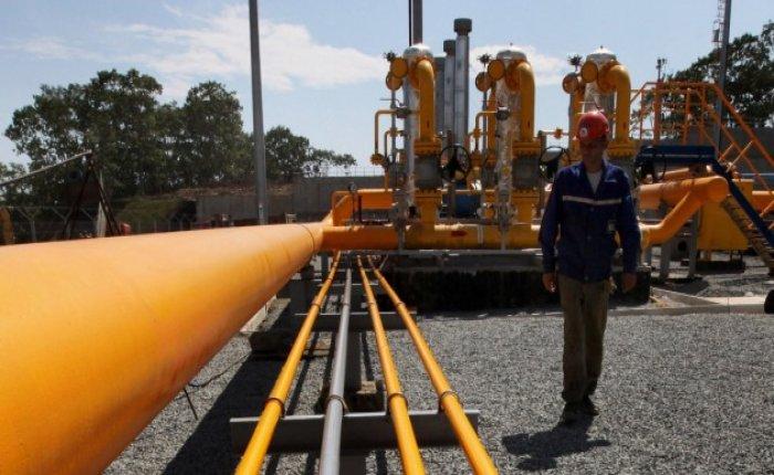 Kasım için spot boru gazı ithalat kapasite yarışı 25 Ekim'de
