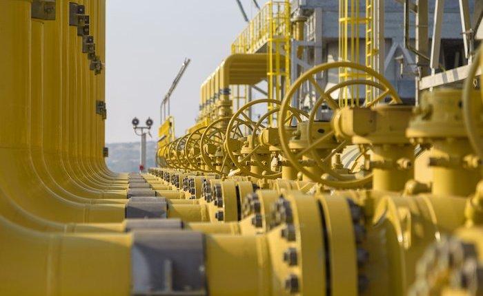 TAP Avrupa'ya bu yıl 8 milyar m³ gaz taşıyacak