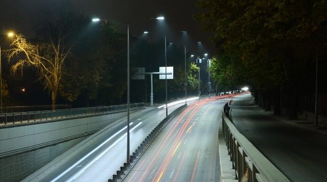 Philips`ten ilk LED`li yol aydınlatma projesi