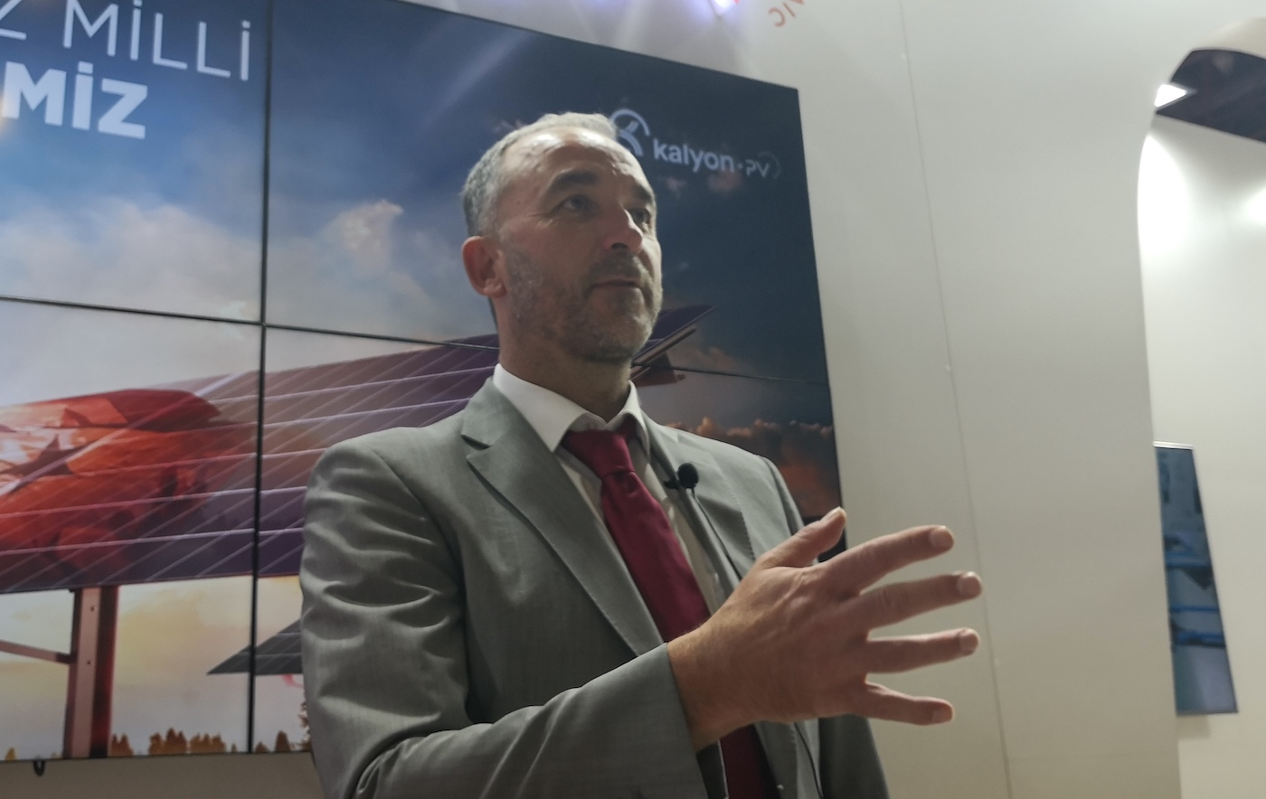 Peter Fath: Kalyon PV güneş paneli ihraç edecek