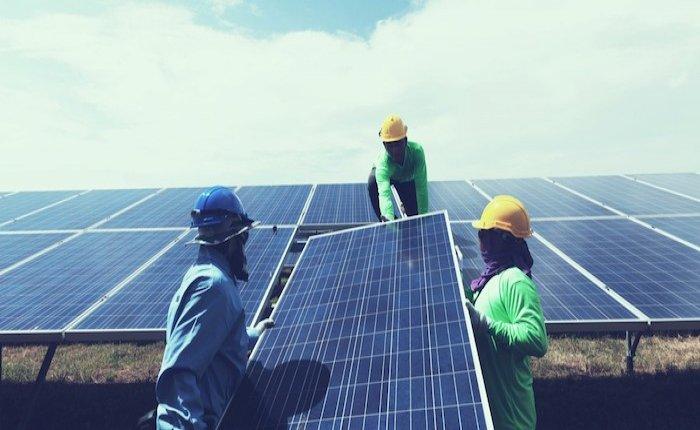 Yenilenebilir enerji 12 milyon insanı istihdam ediyor