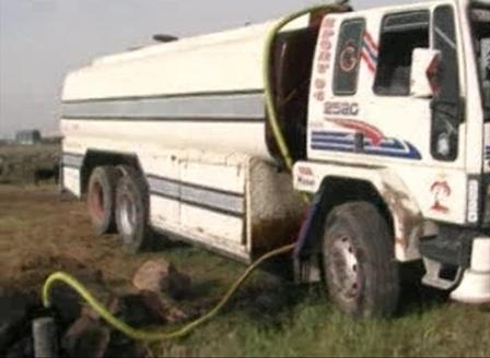 2012`de 16.4 milyon litre kaçak akaryakıt ele geçirildi