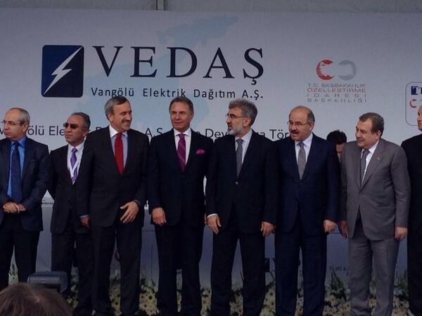 Türkerler, Vangölü EDAŞ`ın 240 milyon TL alacağından vazgeçiyor