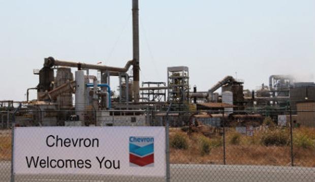 Chevron'a 9.5 milyar dolar ceza