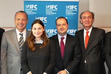 IFC'den Kürüm Holding'e Arnavutluk'taki 4 HES için Kredi