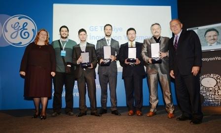 General Electric İnovasyon ödüllerini verdi