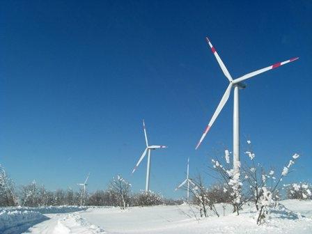 Rüzgarda 2.958 MW'a ulaştık