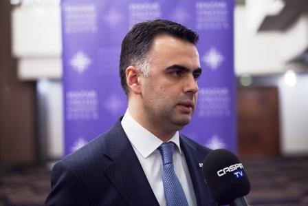 Kerimli: TANAP Türkiye ve Azerbaycan için fırsat