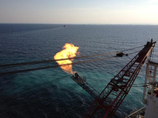 Türkiye, Karadeniz`de doğalgaz ateşini işte böyle yaktı