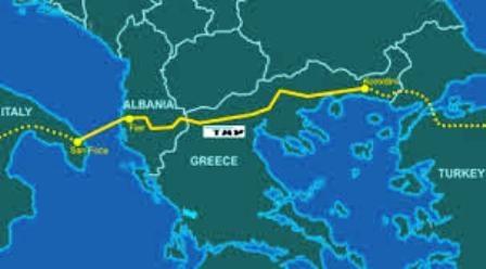TAP`ın Arnavutluk bölümüne izin