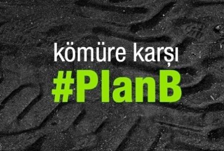 Greenpeace kömüre karşı B Planı kampanyası başlattı