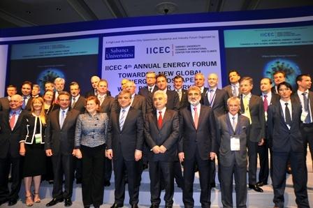 Küresel Enerji Yatırımlarının fırsat ve zorlukları tartışılacak
