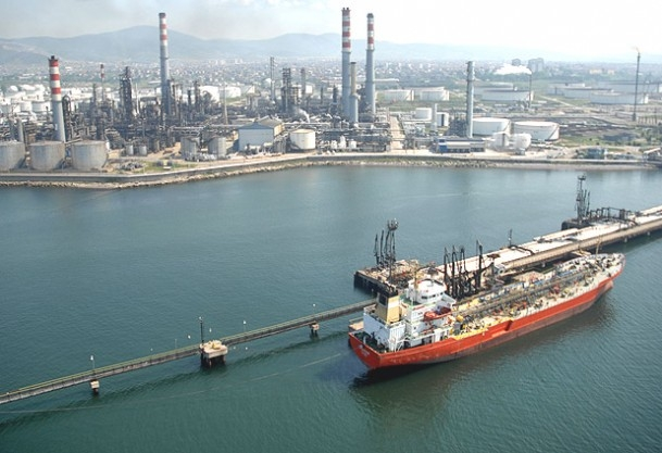 Kürt petrolü Fas'a ulaştı