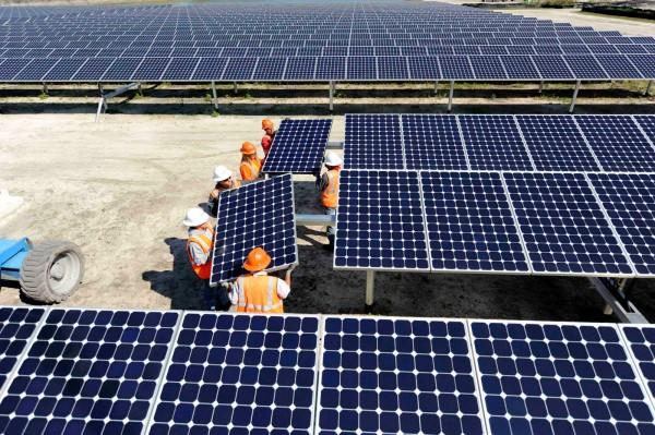Antalya ve Diyarbakır`ın güneş enerjisi projelerine Avrupa`dan ödül