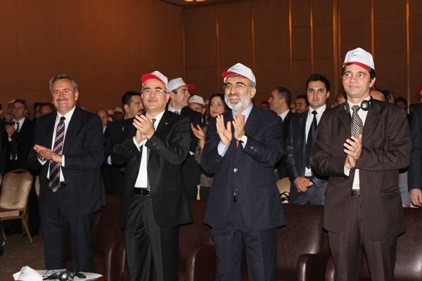 """Milletvekili Fındıklı: """"Türkiye'nin potansiyeli değerlendirilmeli"""""""