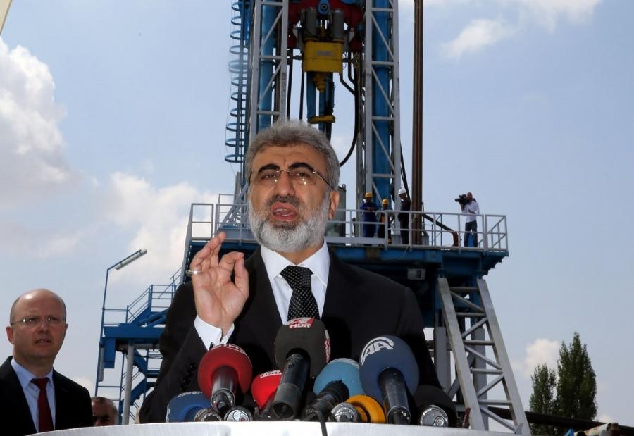 Yarı fiyatına yerli petrol sondaj kulesi