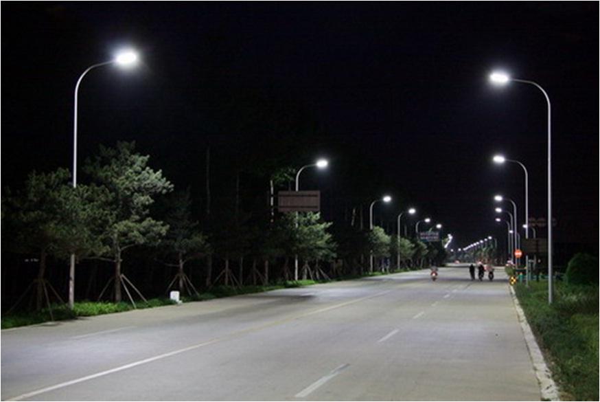Sokaklar 7 milyon LED aydınlatacak