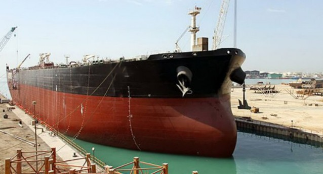 İran`dan Venezuela`ya petrol tankı