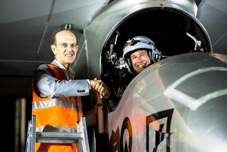 Güneş enerjili Solar Impulse'ın mucidi gelecek