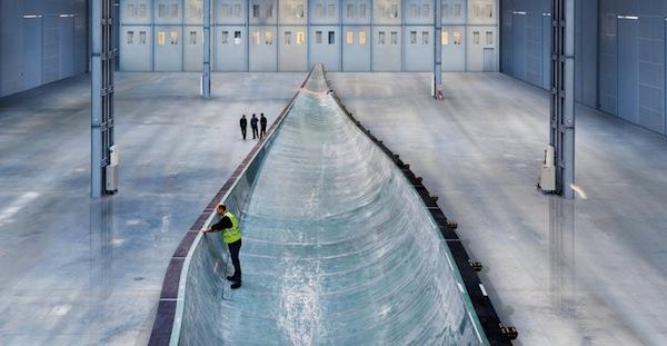 Dünyanın en uzun rüzgar türbini kanatları
