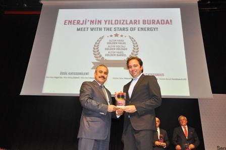 Zorlu Enerji'ye altın voltaj ödülü