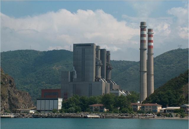ÇATES'te elektrik üretimi için düğmeye basıldı