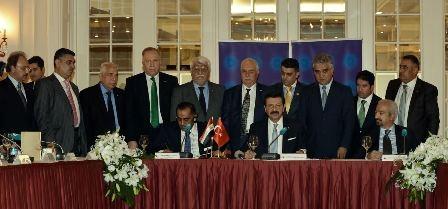 Türkiye Irak ticaret ilişkileri canlanacak