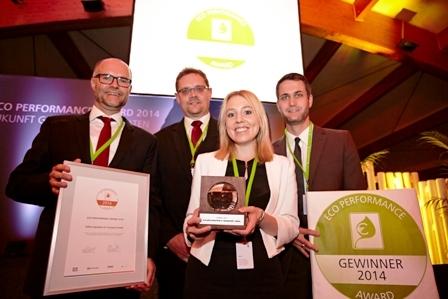 Yeşil lojistik Ödülü sahibini buldu