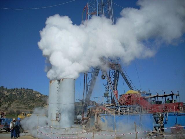 Denizli'ye yeni jeotermal kuyusu