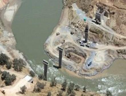 Ilısu Barajı ve HES 2014`te tamamlanacak